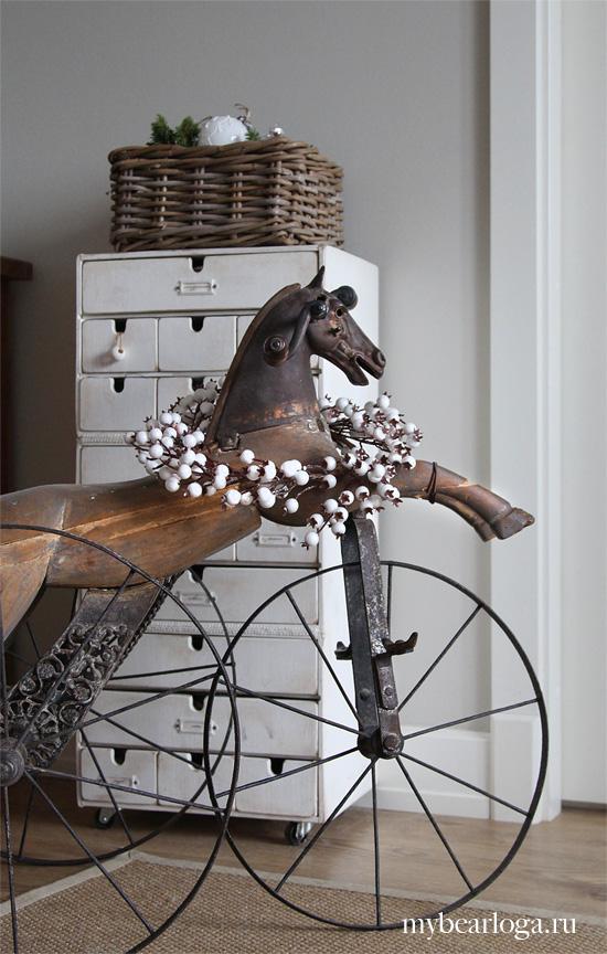 Французский трицикл