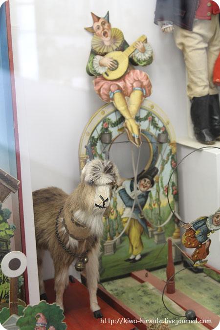 Прага. Музей игрушки. Фотоотчет.
