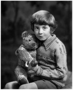 NPG x36151; Christopher Robin Milne by Marcus Adams
